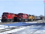 CP 8628, CP 8752, UP 8277, CP 9605
